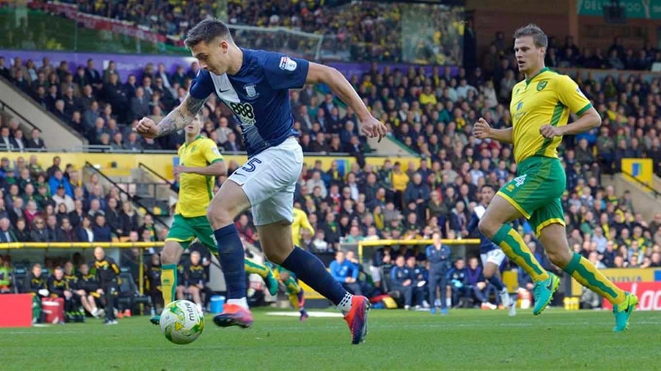 Image result for Norwich City vs Preston North End pic