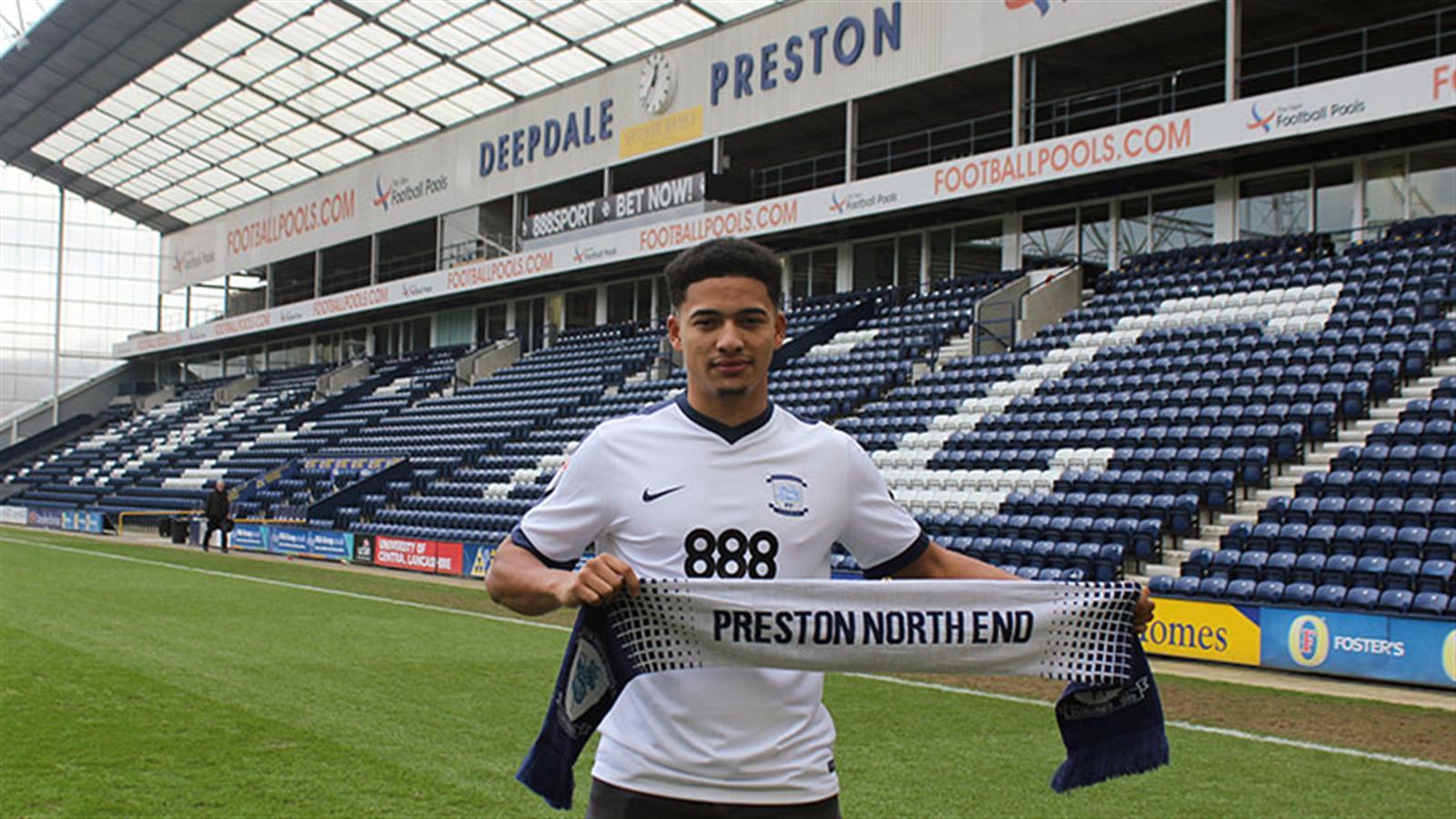 Season Ticket Loan >> Everton's Tyias Browning Joins On Loan - News - Preston North End