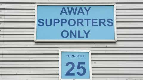 Away Supporters