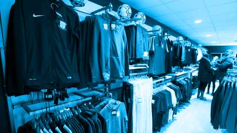 PNE Club Shop