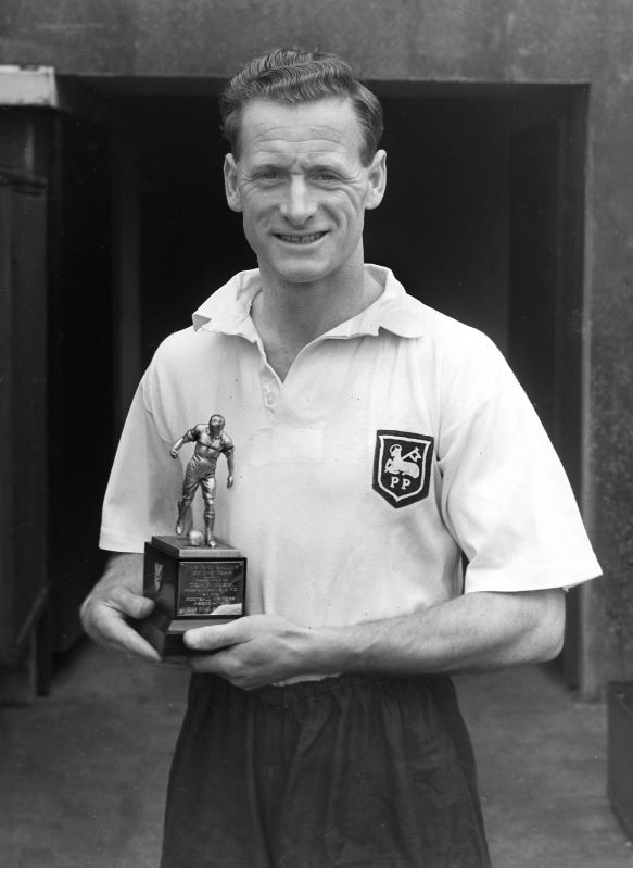 Sir Tom Finney - 1954 Footballer of the Year
