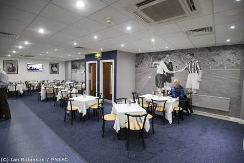 The Sir Tom Finney Lounge