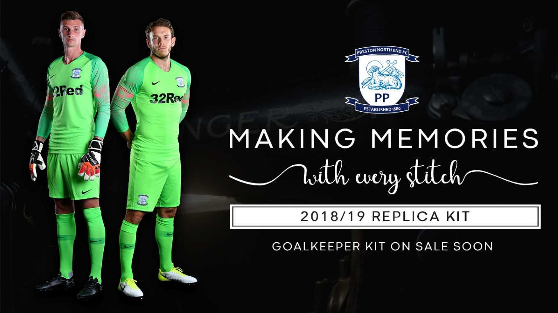 e05dd3c94 2018 19 Goalkeeper Kits - News - Preston North End