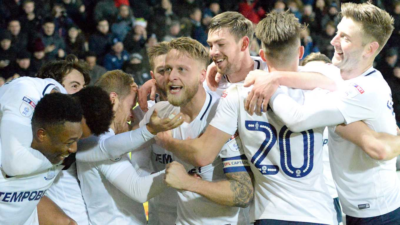 The Lilywhites extended their unbeaten run to five games with another excellent away performance, defeating Burton Albion 2-1 at the Pirelli Stadium.        Skipper Tom Clarke scored on his second consecutive start, from close range, before substitute Daryl Horgan grabbed his first of the season to...