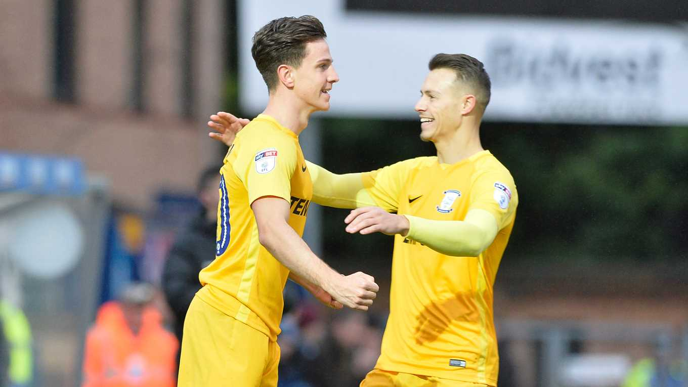 The Lilywhites marched into the fourth round of the Emirates FA Cup with a superb display against Gareth AinsworthÂ's Wycombe Wanderers.        Two goals apiece for Josh Harrop and Alan Browne and a deflected strike from Daryl Horgan gave them a 5-1 win at Adams Park.    The rout began before 90...