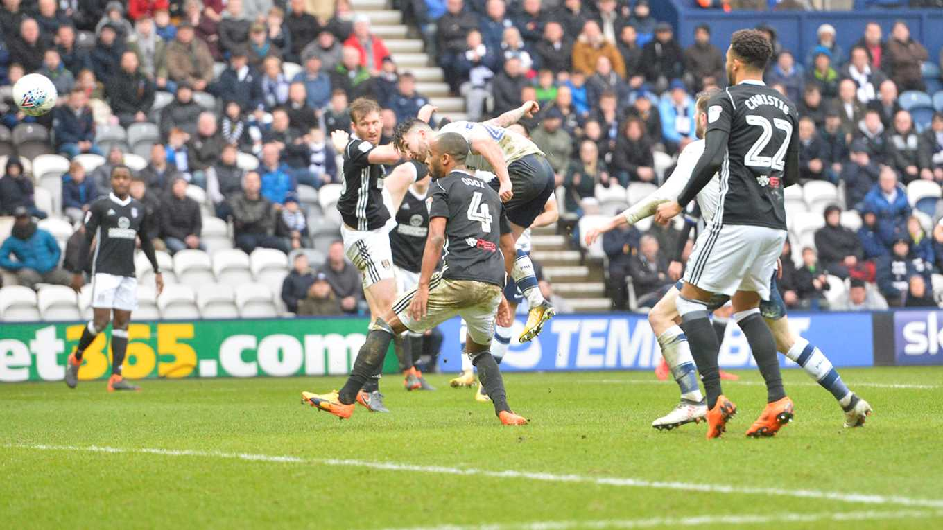 An injury-time header from Aleksandar Mitrovic proved decisive at Deepdale, despite one of the best performances of the season from Alex NeilÂ's men.        The Lilywhites put in an outstanding, front-foot display that was worth of all three points, let along one, but for the second season in a row,...