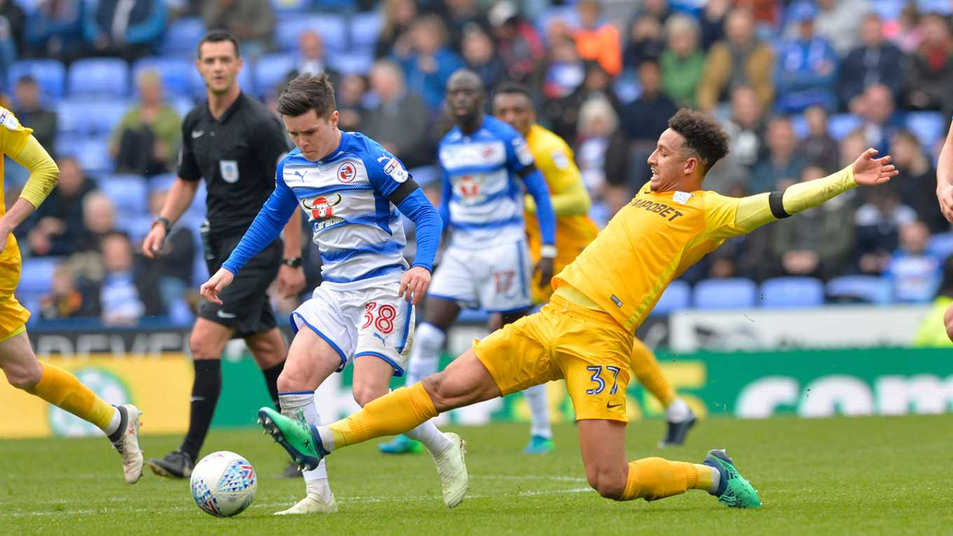 An early Mo Barrow header gave the Royals all three points, despite this being their only effort on target at the Madejski Stadium.        The Lilywhites had another plethora of efforts on goal, but despite dominating the possession and the chances - hitting both the post and bar - they could not...