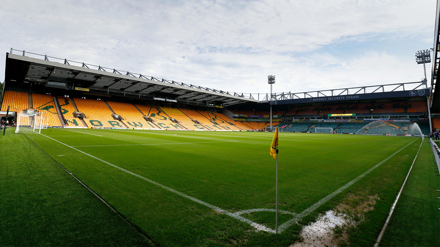 Norwich City Ticket Details