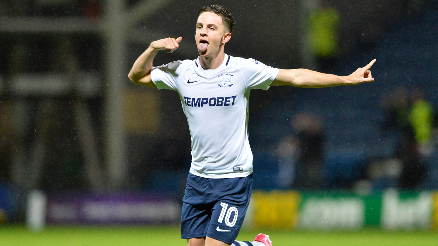 Josh Harrop Quot It S A Great Feeling Quot News Preston North End