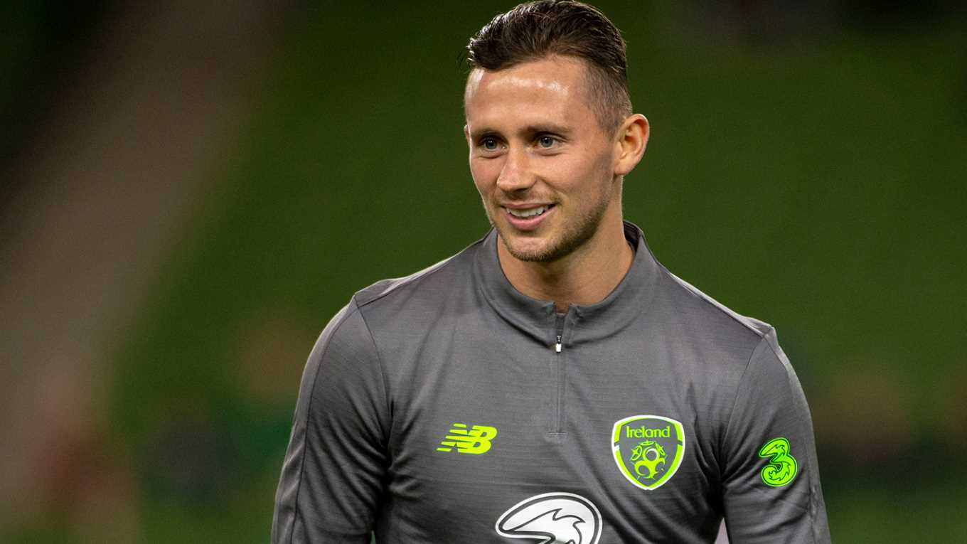 Three Players Called Up For Republic Of Ireland - News