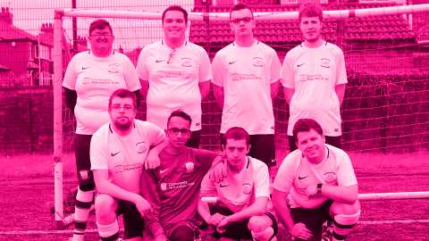 Disability Football