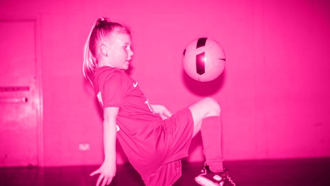Football Sessions For Primary School Girls